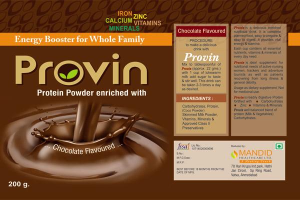 Protein Poweder